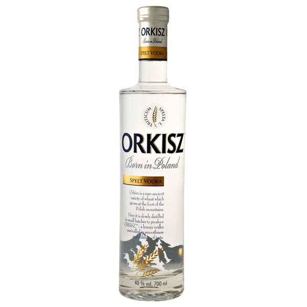 Orkisz Polish Vodka - 40%