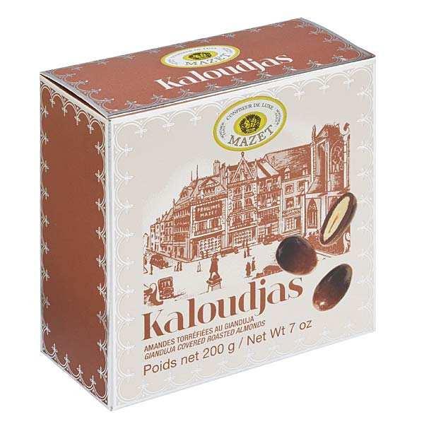 """Mazet Kaloudja """"Praslines"""""""