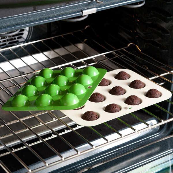 Cake pops aluminium pan