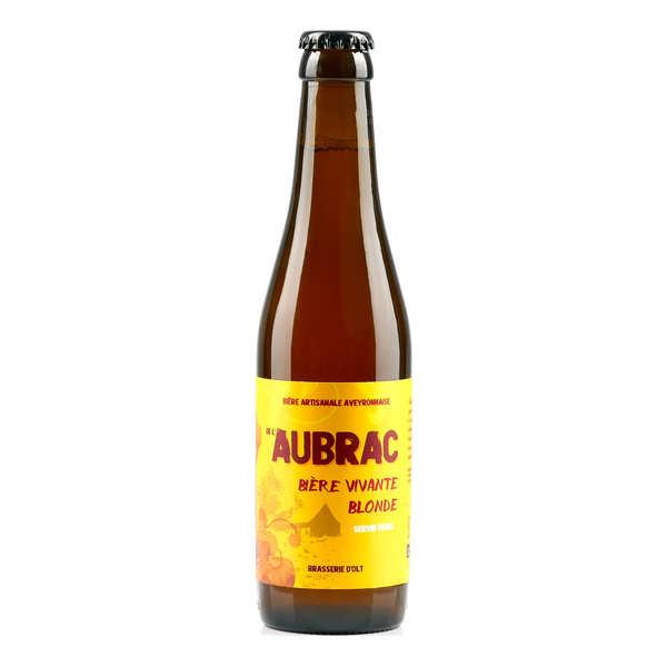Blond Beer Aubrac Brasserie d' Olt - 5.8%