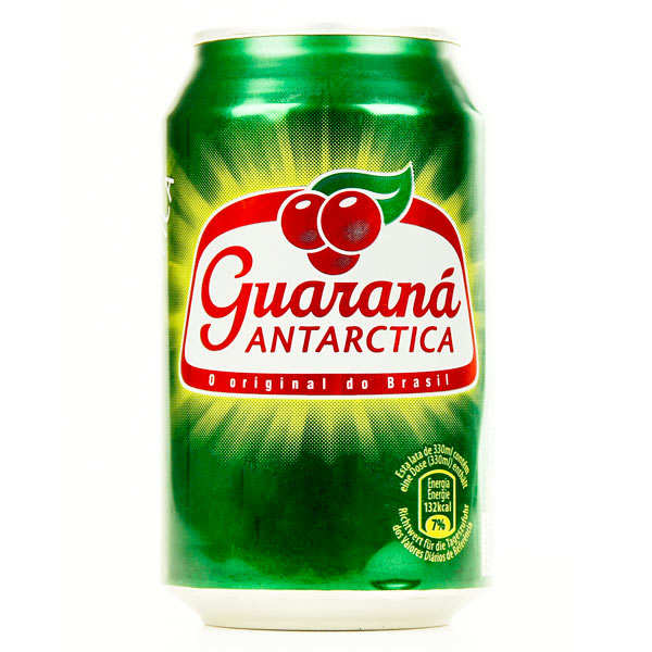 Guarana Antarctica - Soda brésilien au guarana