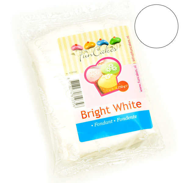 FunCakes ready-roll bright white icing