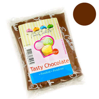 Fun Cakes - FunCakes ready-roll tasty chocolate icing
