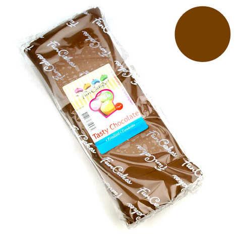 Fun Cakes - Pâte à sucre au chocolat FunCakes