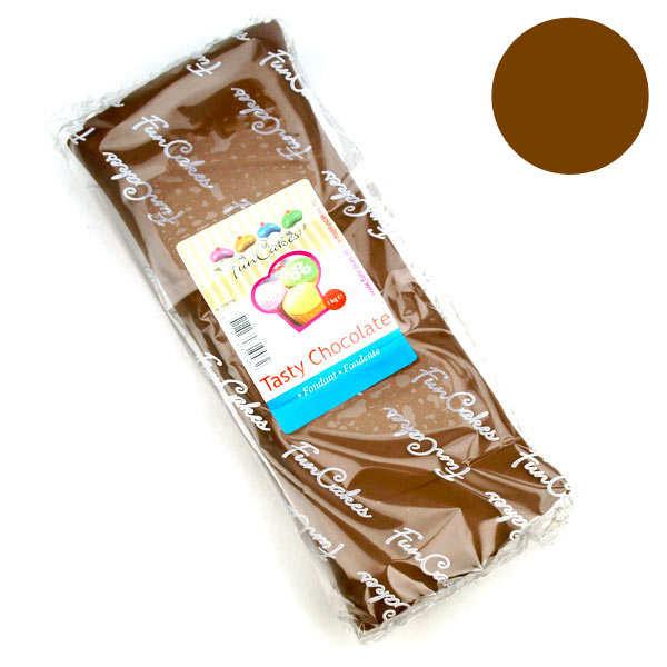 Pâte à sucre au chocolat FunCakes