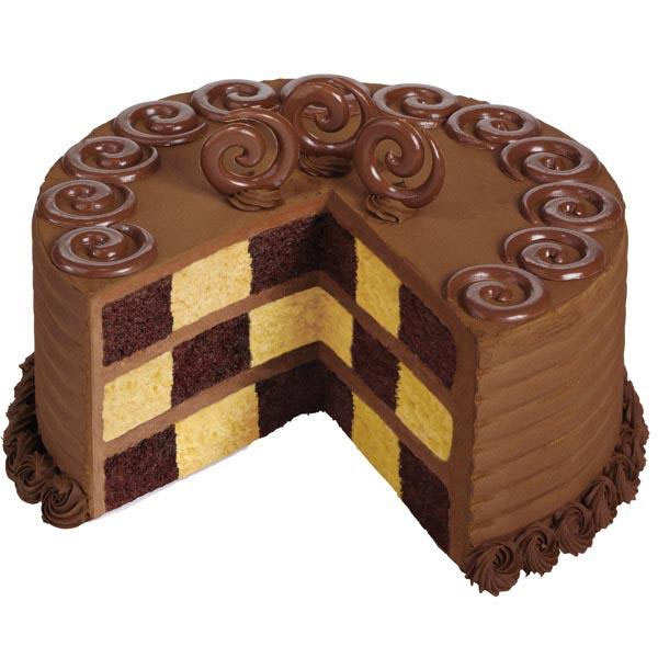 Wilton checkerboard cake set