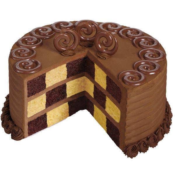 Moule à gâteau damier