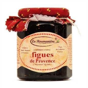 La Roumanière - Confiture de figues de Provence