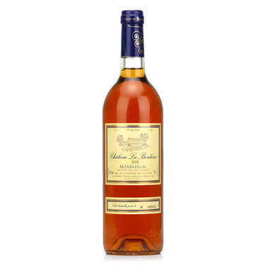 Monbazillac - Castle Borderie 2000 - Aged in oak barrels