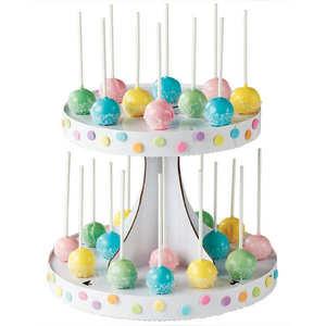 Wilton - Présentoir à cake pops personnalisable en carton