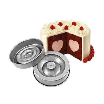 Wilton - Heart Tasty-Fill™ pan