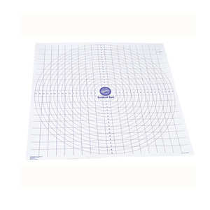 Wilton - Graduated ready-roll icing mat
