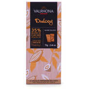 Valrhona - Tablette de chocolat blond Dulcey Valrhona 32%