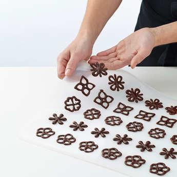 Lékué - Kit Decomat (decopen et planche à dessin en silicone)