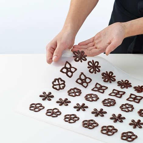 Lékué - Decomat Kit (Decopen and silicone mat)