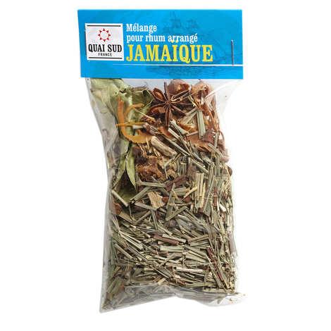Quai Sud - Mélange Jamaïque, préparation pour rhum arrangé
