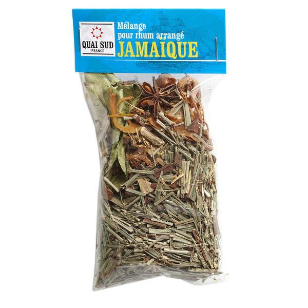 Mélange Jamaïque, préparation pour rhum arrangé