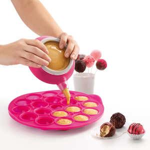 Lékué - Silicone cake pops kit (mould + decomax)
