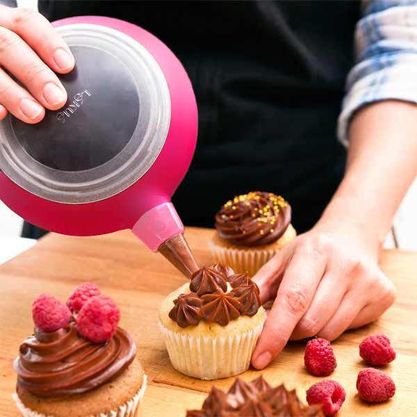 Kit cake pops en silicone (moule + Decomax)