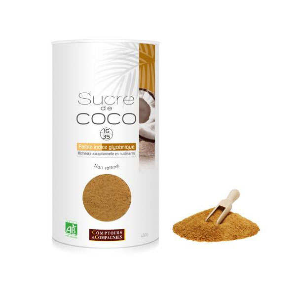 Organic Coconut Flower Sugar