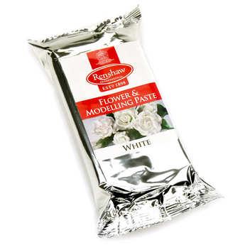 Renshaw - Gum paste - Pâte à sucre blanche pour décor - Renshaw