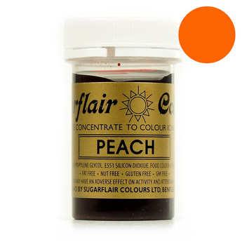 Sugarflair - Peach food colouring