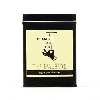 La grange au thé - Aubrac Tea in metal box