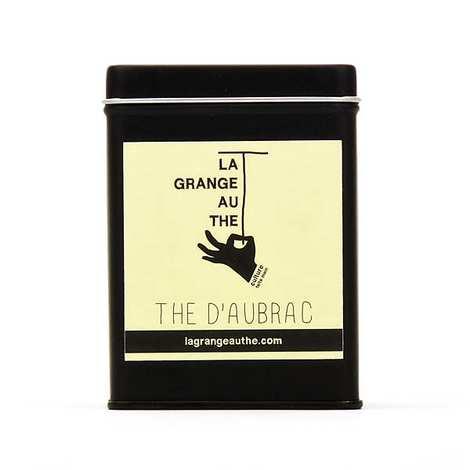 La grange au thé - Aubrac Tea in metal box