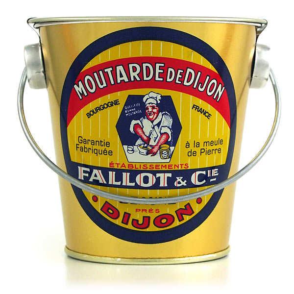 Moutarde de dijon seau baby fallot - Moutarde fallot visite ...