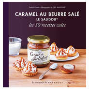 Editions Marabout - 30 ways to use Salidou - recipe book