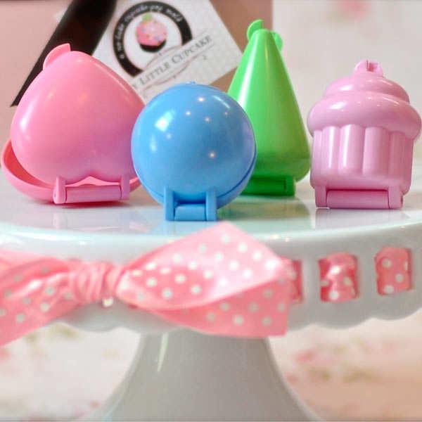 Kit de 4 mini moules pour cake pops