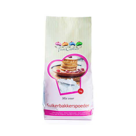 Fun Cakes - Extra-fine icing sugar - confectioners' standard