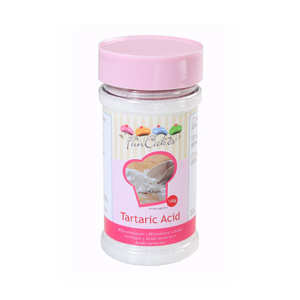 Fun Cakes - Acide tartrique (Crème de tartre)