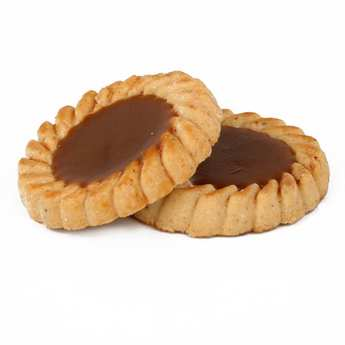 La Maison d'Armorine - Biscuit coeur de beurre à la crème de salidou