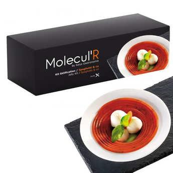 Kalys Gastronomie - Kit de gélification Kalys - cuisine moléculaire