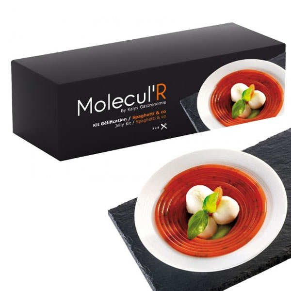 Gelification Molecular Gastronomy Kit by Kalys
