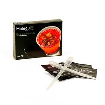 Kalys Gastronomie - Molecular Cocktails and Pearls Kit