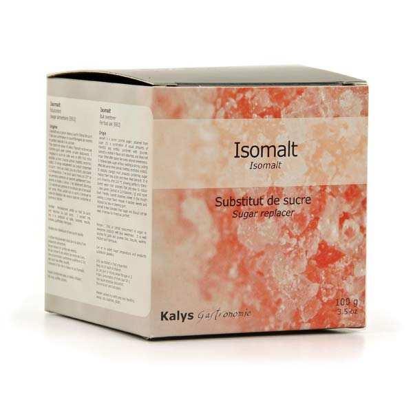 Isomalt - substitut du sucre