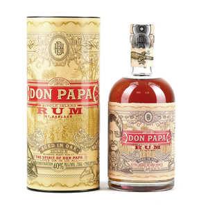 Bleeding heart rum company - Don Papa 7 ans - Rhum des Philippines 40%