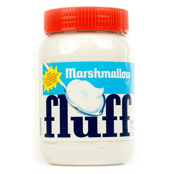 Marshmallow vanilla fluff