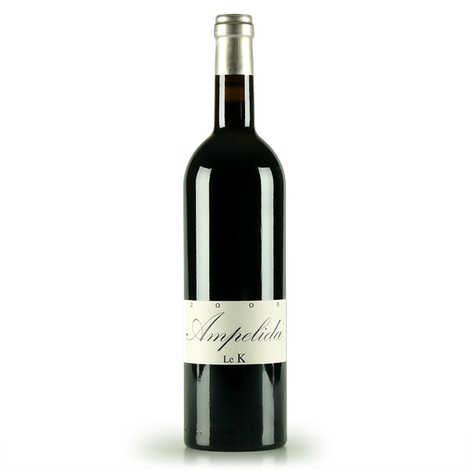 Ampelidae - Ampelidae - Le K (Cabernet bio vin rouge)