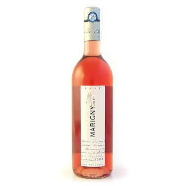 Marigny-Neuf rosé wine