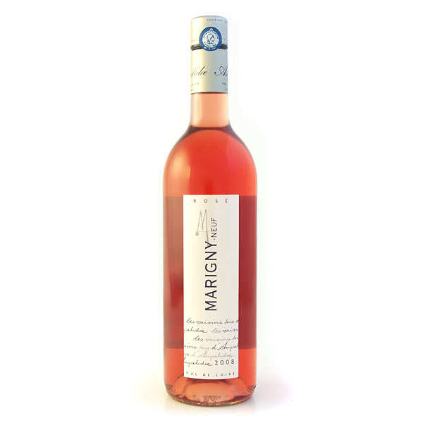 Marigny-Neuf rosé bio