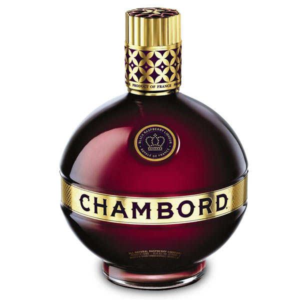 Chambord - liqueur de framboises - 16,5%