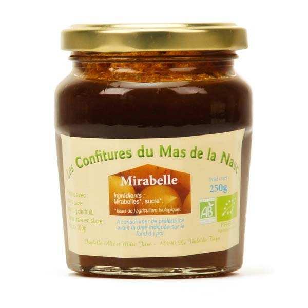Mirabelle plum jam - South of France
