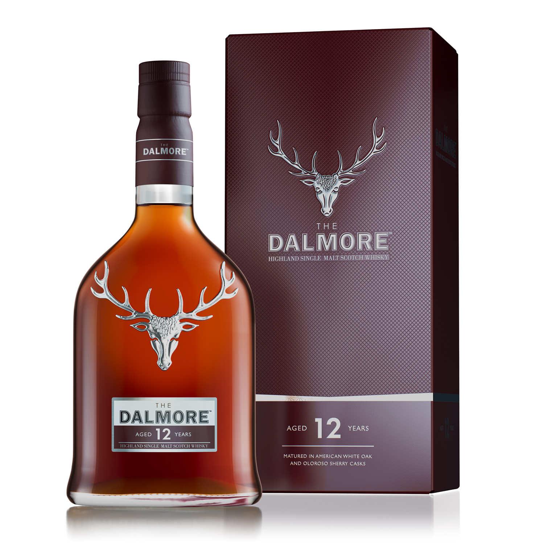 Dalmore 12 years - Single Malt Whisky - 40%