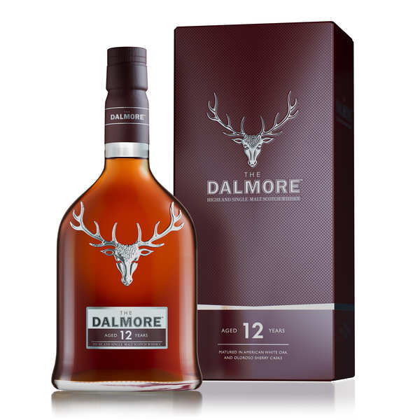 Dalmore 12 years - Single Malt Whisky - 40%