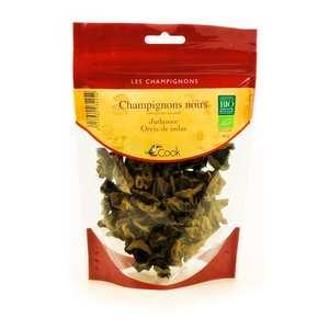 Cook - Herbier de France - Champignons noirs déshydratés bio