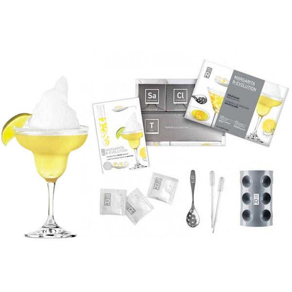 Kit cocktail moléculaire - Margarita R-Evolution