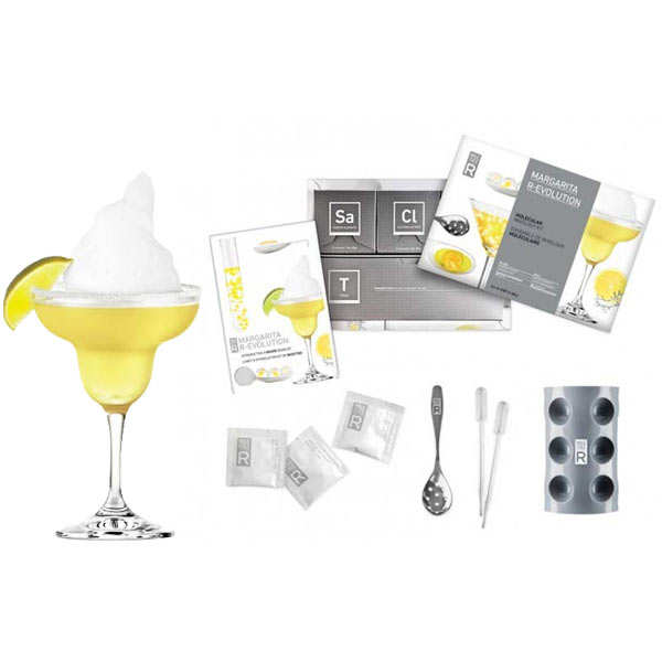 Molecular Mixology Kit - Margarita R-Evolution